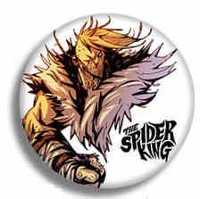 spider-king-button