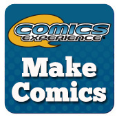 Make Comics Logo