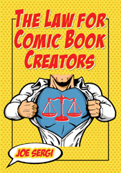 Law for Comic Book Creators