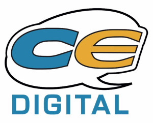 CE Digital logo