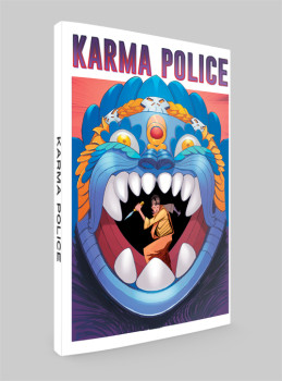 Karma Police collected edition cover