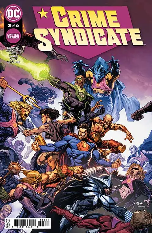 Crime Syndicate cover