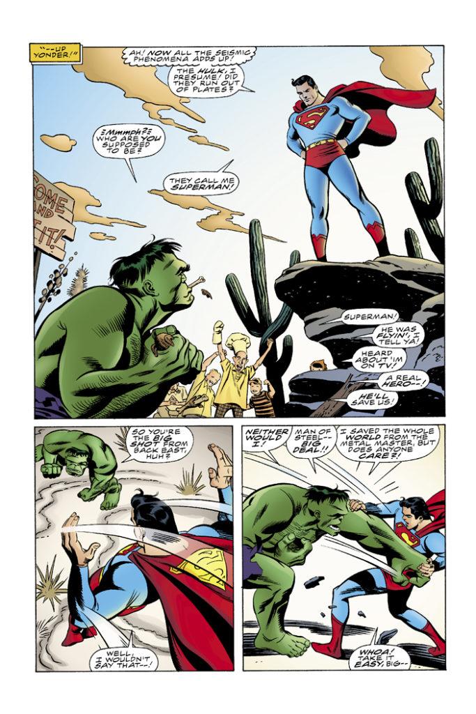 Hulk Superman 01