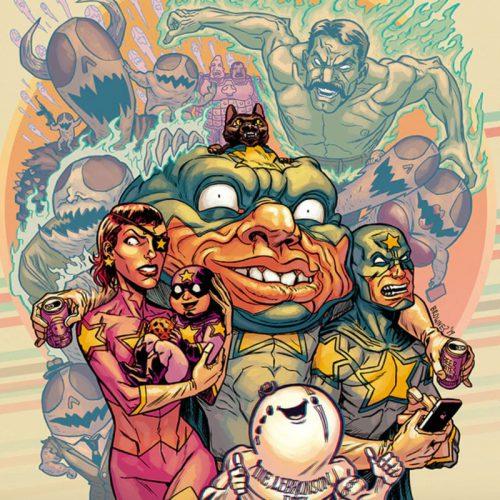 Kickstarting Comics