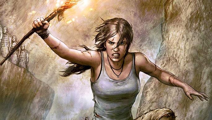 Tomb Raider cover thumbnail
